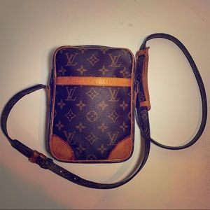 Authentic Louis Vuitton Monogram Danube